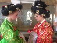 Costumi tradizionali coreani